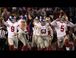 New York Giants Super Bowl Odds
