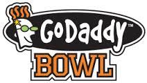 GoDaddy.com Bowl Odds