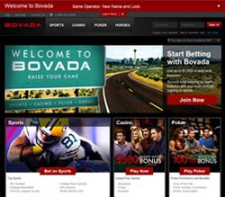 Bet at Bovada Sportsbook