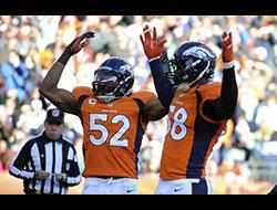 Bet on the Denver Broncos