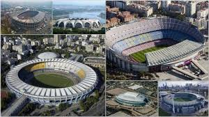 Some of the World's Biggest Soccer Stadiums